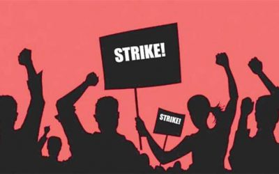 UP-traders-go-on-strike